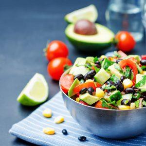 Wedge & Sweet Corn Salad