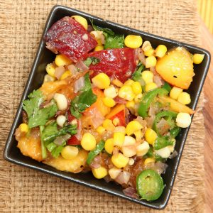 Sweet Corn & Avocado Salsa