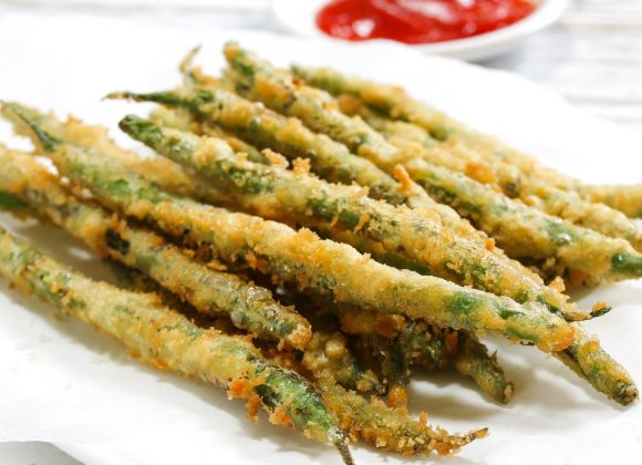 Crunchy Fried Green Beans