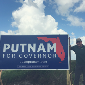 Supporting Adam Putnam