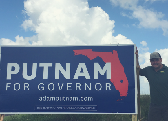 Supporting Adam Putnam