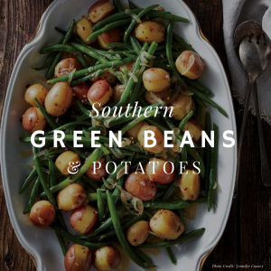 Southern Green Beans & Potatoes
