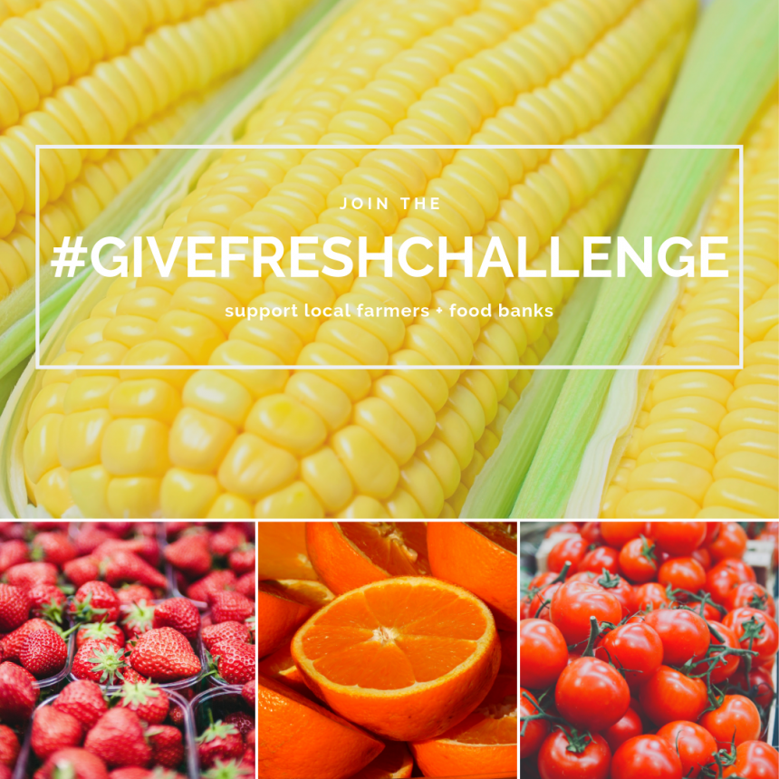 Give Fresh Challenge