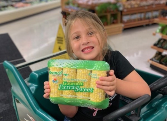 Sweet Corn + Publix