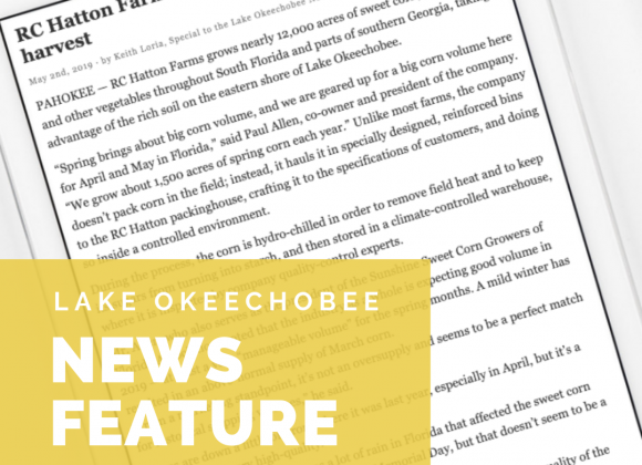Lake Okeechobee News Feature