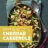 Green Bean & Cheddar Casserole
