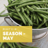 What's in Season – May