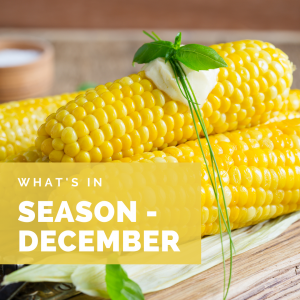 What's in Season – December