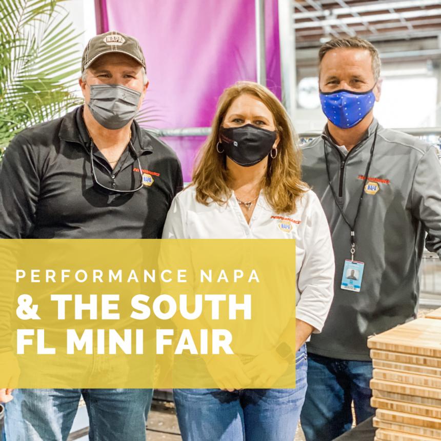 Performance NAPA at the South Florida Mini Fair