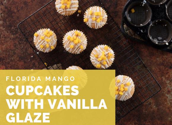 Florida Mango Cupcakes