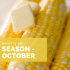 What's in Season – Oct.